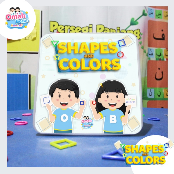 Smart Education Toys - Shapes And Colors