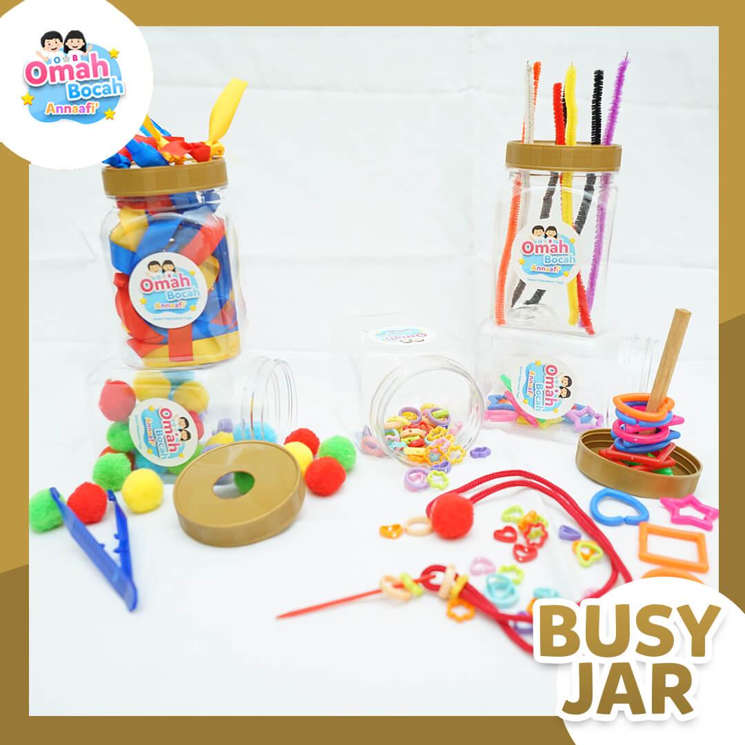 Busy Jar